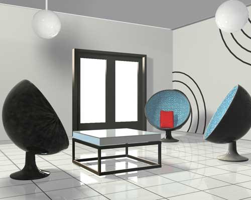 Et par god sites med møbler og designklassikere